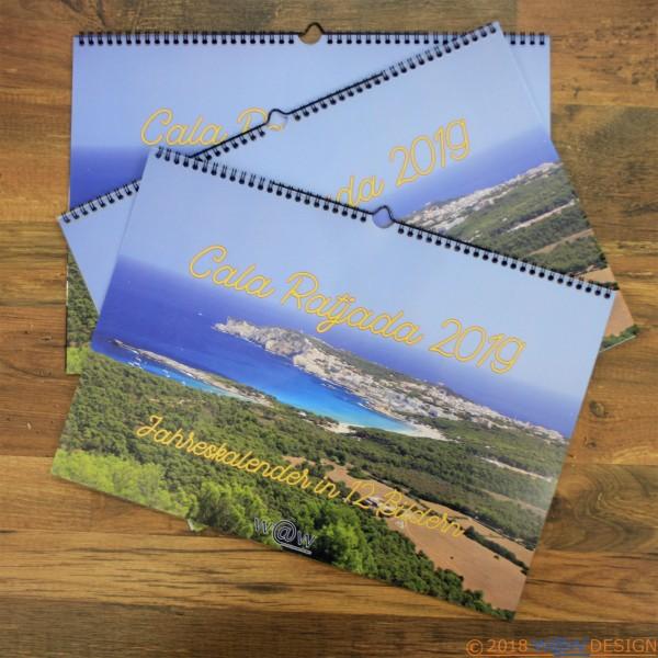 Cala Ratjada 2019 Wandkalender Druckexemplar