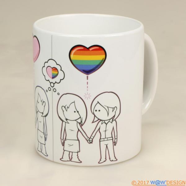 Kaffeebecher BI GIRL