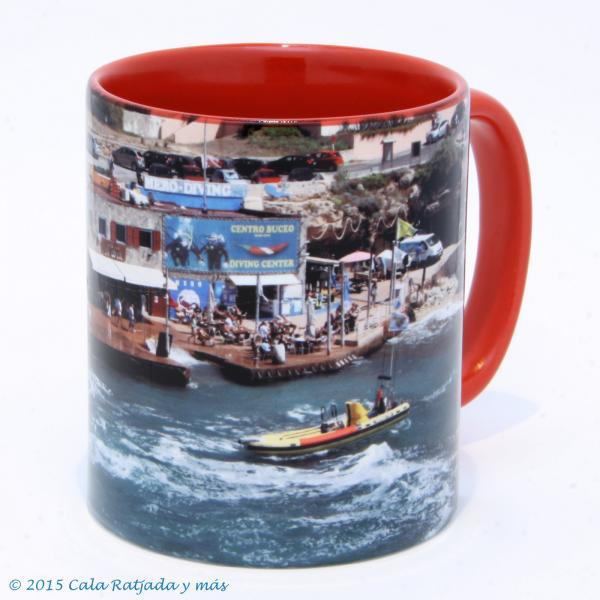 Kaffeebecher Cala Lliteras 2013